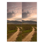 Delight yourself in the LORD - Bookmark Postcard