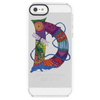 """Delightful D"" Monogrammed iPhone Case"
