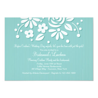 Delightful Daisies Invitation