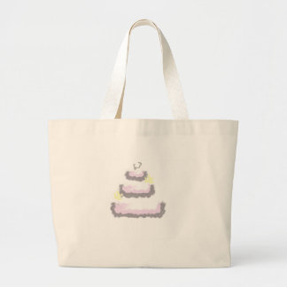 Delightful Decadence Large Tote Bag