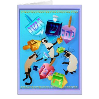 Delightful Dreidels Card