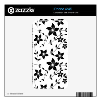 Delightful Engaging Independent Seemly Skin For iPhone 4S