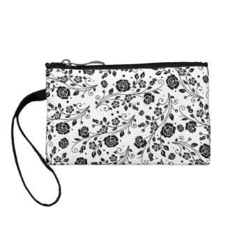 Delightful Floral Manly Beautiful Coin Wallet