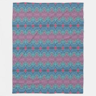 Delightful Jive Fleece Blanket