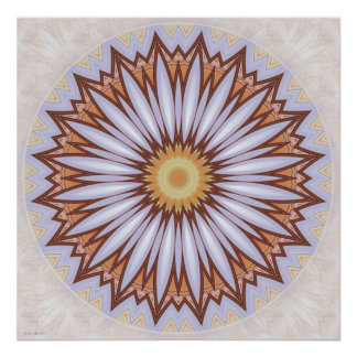 Delightful Mandala - Print