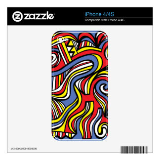 Delightful Sociable Charming Esteemed Skins For The iPhone 4S