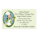Delightful Soup Double-Sided Standard Business Cards (Pack Of 100)