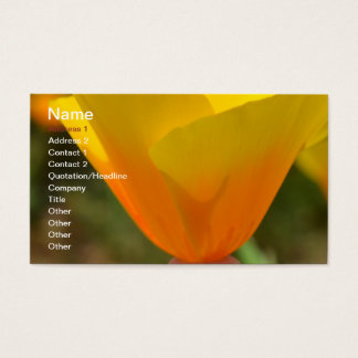 Delightful Spring Business Card