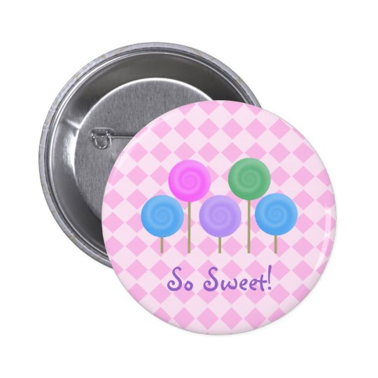 Delightfully Sweet Collection Button