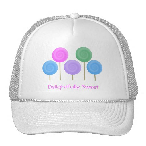 Delightfully Sweet Collection Trucker Hat