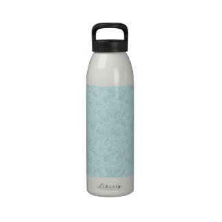 Delilah Blue Drinking Bottle