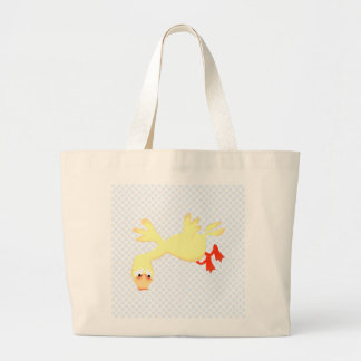Delilah Duck Tote Bag