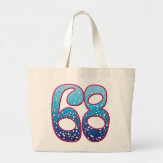 Delirio de 68 edades bolsas de mano