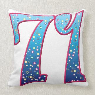 Delirio de 71 edades almohadas
