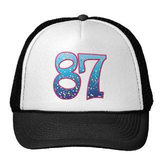 Delirio de 87 edades gorras de camionero
