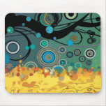 Delirium - Abstract Mouse Pads