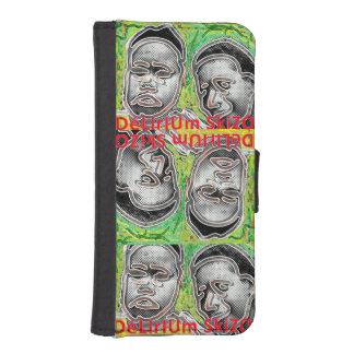 dELIrium SKizO ETuI sInOr WhitH His frIEnD Funda Billetera Para Teléfono