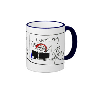 delivering a movie coffee mugs