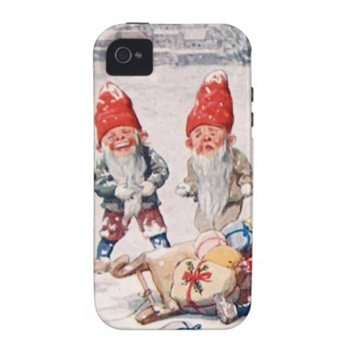Delivery Accident iPhone 4 Cases