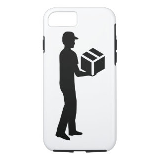 Delivery guy iPhone 8/7 case