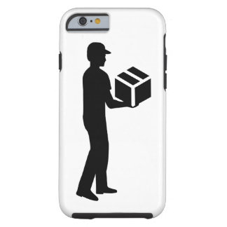 Delivery guy tough iPhone 6 case