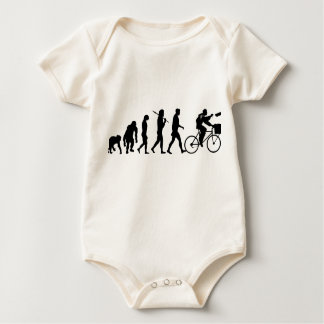 Delivery men and newspaper delivery boys & girls baby bodysuit
