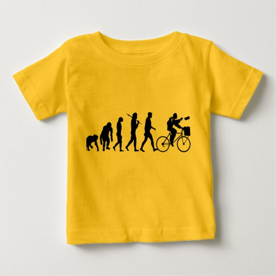 Delivery men and newspaper delivery boys & girls baby T-Shirt