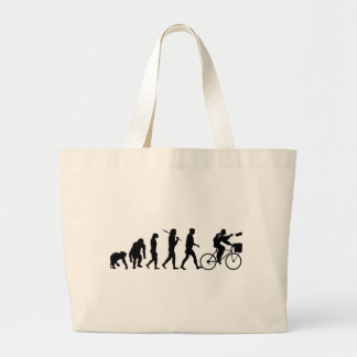 Delivery men and newspaper delivery boys & girls jumbo tote bag