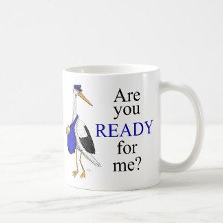 Delivery Stork Mug