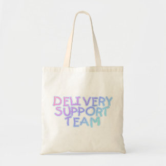Delivery Support Team (Pastel) Bag