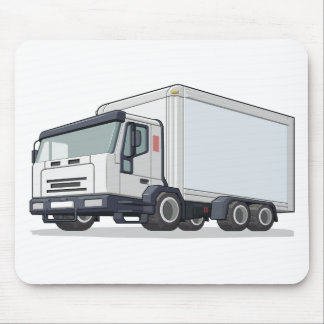 Delivery Truck Mousepads