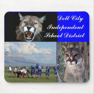 Dell City ISD Mouse Pad