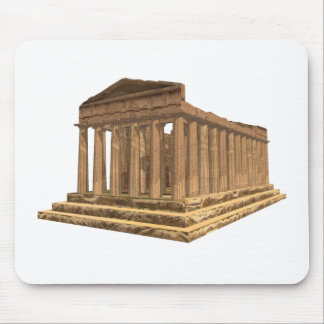 Della Concordia de Tempio Templo de la concordia Alfombrillas De Ratón