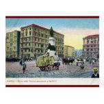 Della Ferrovia, Nápoles, Italia de la plaza Postal
