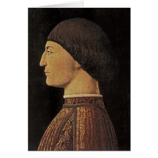 Della Francisca Sigismondo Malatesta de Piero Tarjetas