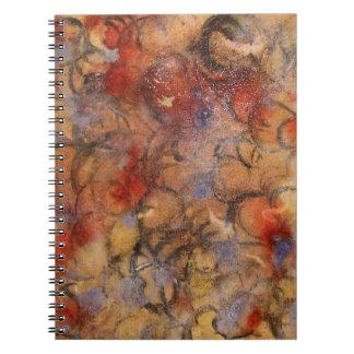 Della Guilleran – October 2014 - Spiral Notebook