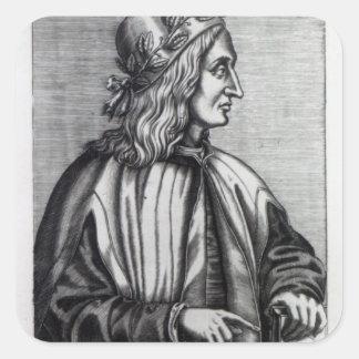 Della Mirandola de Juan Pico, de Pegatina Cuadrada