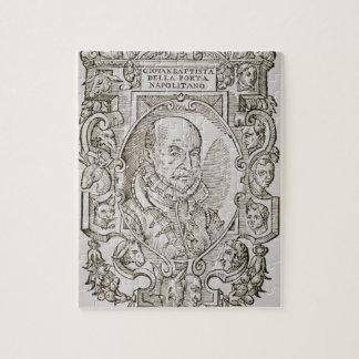 Della Porta (1535-1615) de Juan Battista el suyo Puzzles Con Fotos