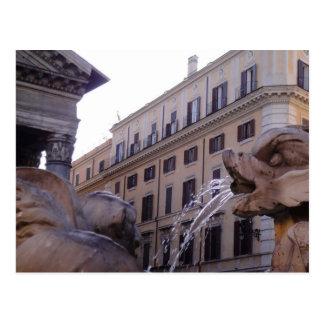 Della Rotonda de la plaza Tarjeta Postal