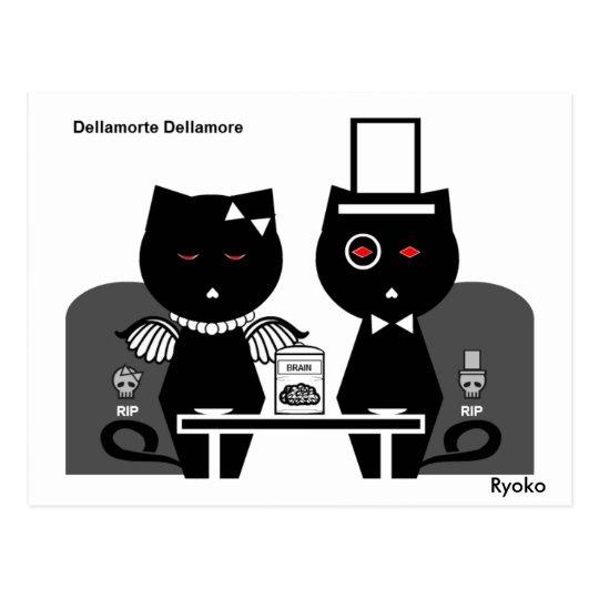 Dellamorte Dellamore Postcard