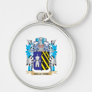 Delle-Piane Coat of Arms - Family Crest Keychain