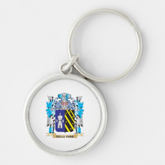 Delle-Piane Coat of Arms - Family Crest Keychains