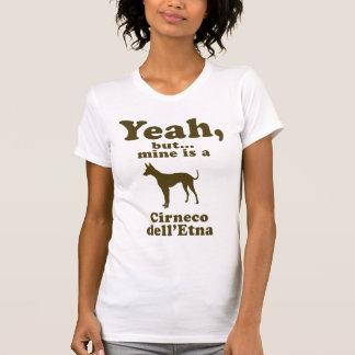 dell'Etna de Cirneco T-shirt