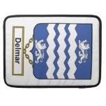 Delmar Family Crest Sleeve For MacBooks