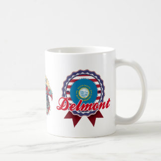 Delmont, SD Coffee Mug