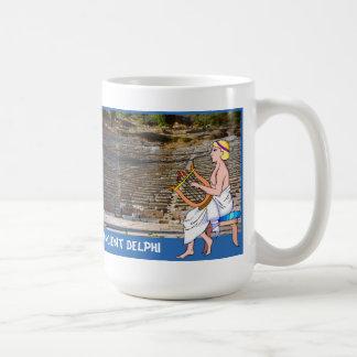 Delphi antiguo taza clásica