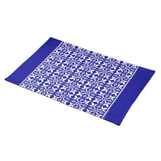 """""""Delphi"""" Blue Placemat"""