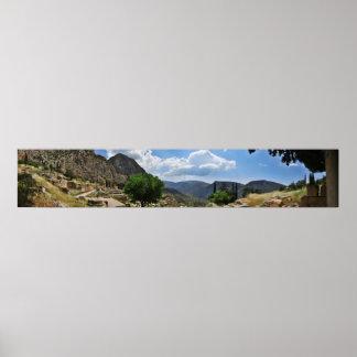 Delphi Grecia Posters