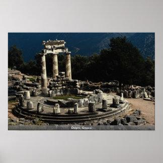 Delphi Grecia Impresiones