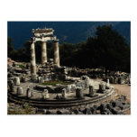 Delphi, Grecia Tarjetas Postales